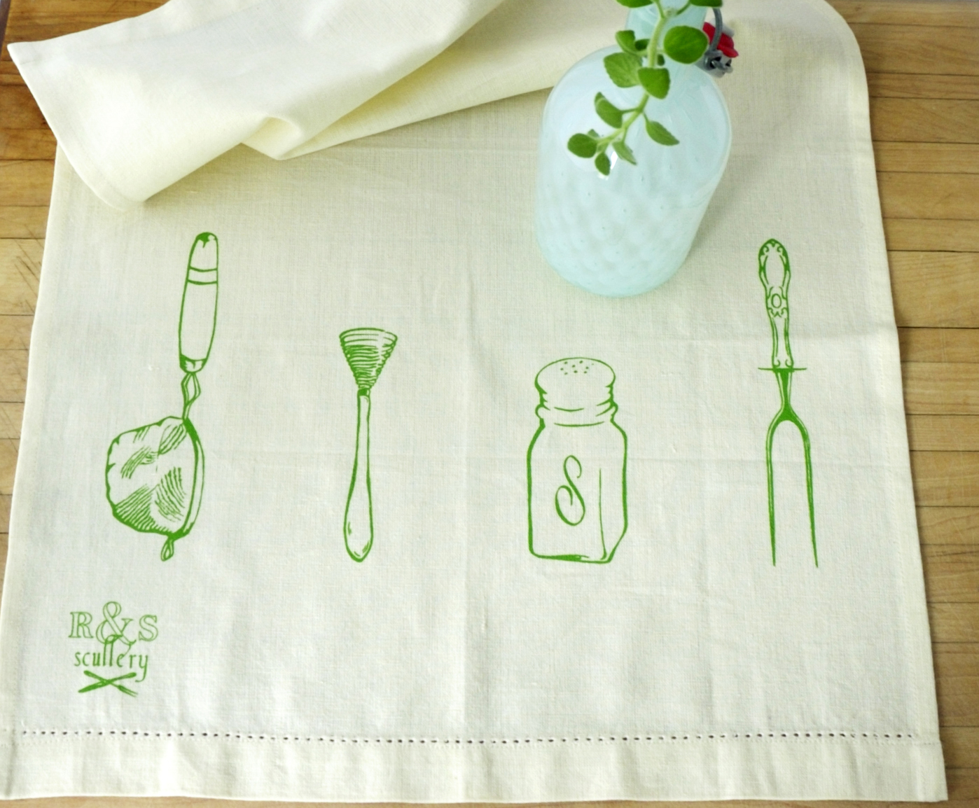 R&ampS Scullery Dish Towel