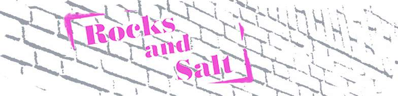 Rocks and Salt Logo